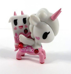 Strawberry Milk & Rosa Latte Tokidoki Unicorno & Friends