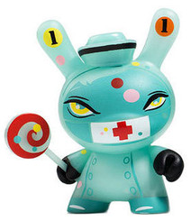 GID #11 Nurse Casket The 13 Dunny Series