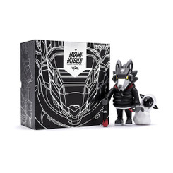Ukami + Hitsuji Quiccs Medium Figure Set by Kidrobot
