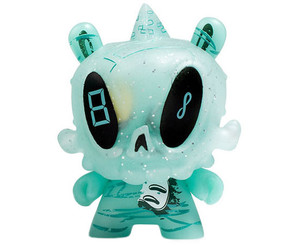 #8 The Ancient One Dunny Glow In The Dark Kidrobot
