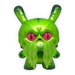 "8"" Green King Howie Dunny Cthulhu by Scott Tolleson"