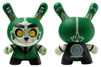 "5"" Cash Wolf Dunny by Josh Divine"