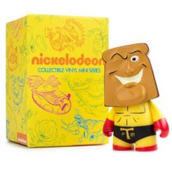 NYCC Powdered Toast Man Ren & Stimpy Nickelodeon Mini Figure 2017