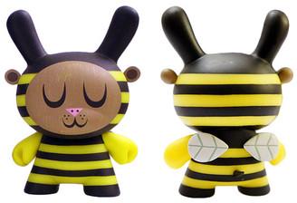 Bumble Bee Amanda Vissel Dunny 2009