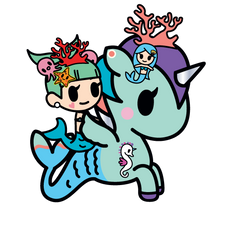Corallina & Pacifica Mermicorno 4