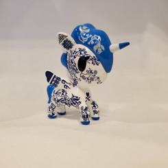 Porcellana Unicorno 8