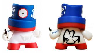 Kano Postal Fatcap Series 3 **No Marker Accessory**