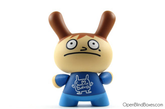 David Horvath 2-Faced Dunny Zoltan Front