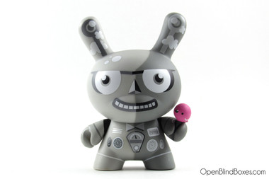 Tad Carpenter 2Tone Dunny Front