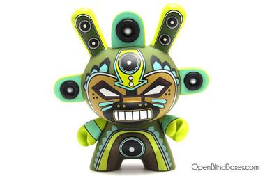 Marka27 Azteca 2 Minigod Dunny Front