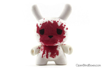 Luke Chueh Blood and Fuzz 2009 Dunny Front