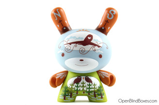 Amy Ruppel Migrator Dunny 2009 Series Kidrobot Front