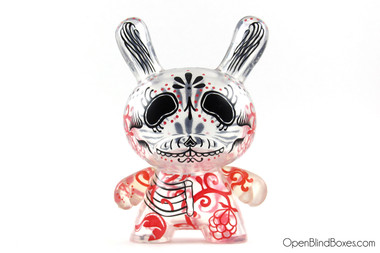 Damarak The Destroyer Clear 2010 Dunny Front