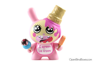 Esther Kim I Scream For Ice Cream Dunny Front