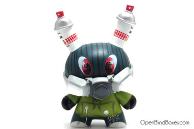 Mad Vandal Dunny 2012 Series Kidrobot Front