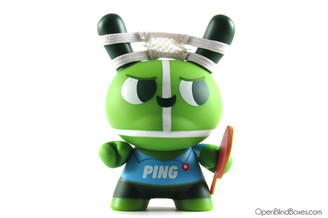Mauro Gatti Ping 2012 Series Dunny Front