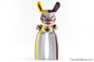Scribe Stilts Yellow Purple Mardivale Dunny Front