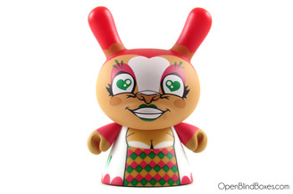 Scribe Harlequin Mardivale Dunny Front