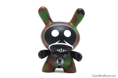 Sket One Camo Dunny Series 2 Front