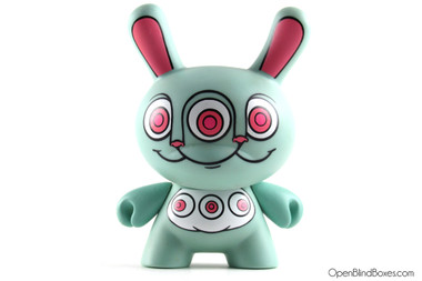 Ron English Rabbbit Series 3 Dunny Front