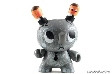 Amanda Visell Elephant Dunny Kidrobot Front