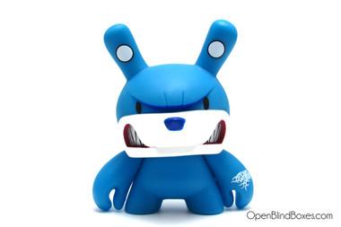Touma Blue Bear Dunny Kidrobot Front