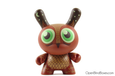 Tad Carpenter Little Owl Endangered Dunny Front
