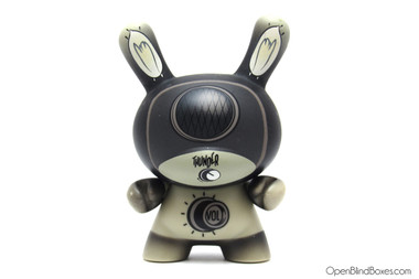 McBess Stage 1 Evolved Dunny Kidrobot Front