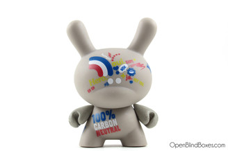 Genevieve Gauckler 100% Carbon I'm French Dunny Front