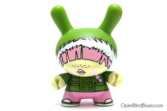 Fawn Gehweiler Hoody Los Angeles Dunny Front