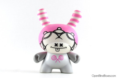 Buff Monster Los Angeles Dunny Kidrobot Front
