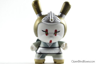 pretty entertainment girl model b Huck Gee Post Apocalypse Dunny Front