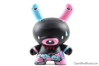 Chairman Ting Side Show Dunny Kidrobot Front