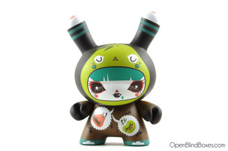Julie West Fruit Girl Side Show Dunny Front
