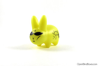 Alien GID Lore Of The Labbit Frank Kozik Kidrobot Left