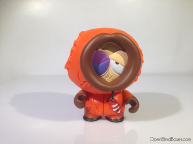 Dead Kenny South Park Kidrobot Front