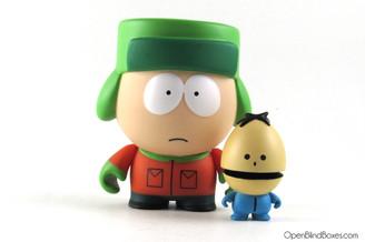 Kyle South Park Kidrobot Front