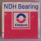 43307 NEW DEPARTURE New Single Row Ball Bearing.1955-1957 3rd gear bearing for straight shift transmission.