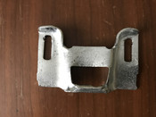 1955-57 -LOWER TRUNK LID LATCH CATCH PLATE-USED