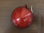 NEW 1956 Chevy 56 RED TAIL LIGHT LENS LED  -EACH-