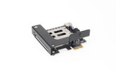 PCIe Express and USB2 card reader  for Media Master Pro 102