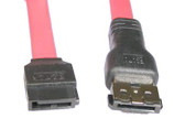 eSATA to SATA 1m Data Cable