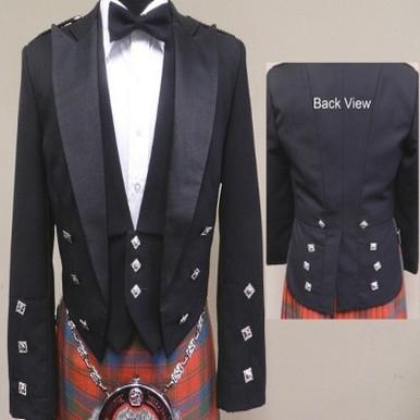 Prince Charlie Jacket & Vest by J. Higgins