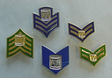 rank badge collar dogs