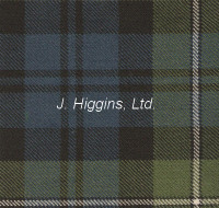 Tartan by the yard (Forbes Muted)