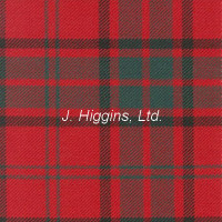 Tartan by the yard (Auld Lang Syne Red)