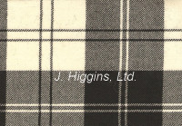Tartan by the yard (Erskine Black & White)