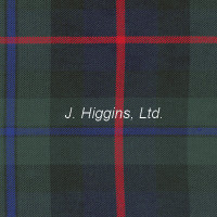 Poly/Viscous tartan by the yard (Campbell of Cawdor)