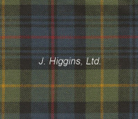 Tartan by the yard (Farquharson Muted)