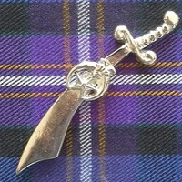 Shriners Kilt Pin